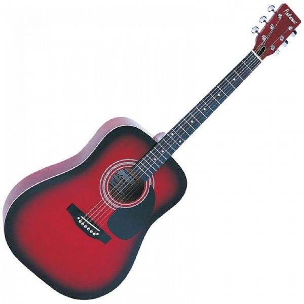 Wide Range Of Acoustic Guitars